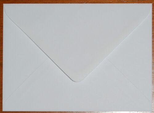 "Superb Quality 133mm x 184mm 5/"" x 7/"" Choice of Colour /& Qty 100GSM Envelopes"