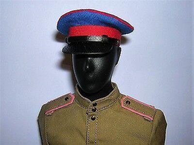 Banjoman 1:6 Scale Custom WW2 Russian NKVD Cap