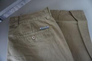 Pierre-Cardin-Herren-Men-chino-Jeans-sommer-Hose-34-34-W34-L34-braun-TOP-ap17