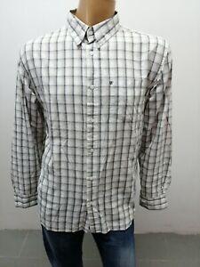 Camicia-WRANGLER-uomo-taglia-size-XL-chemise-t-shirt-maglia-maglietta-man-P-5732