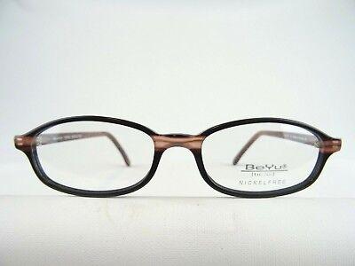 Analytisch Ovale Brille Für Das Kleine Gesicht Damenfassungen Schwarz/braun Gr. S 50 -15 Hoher Standard In QualitäT Und Hygiene