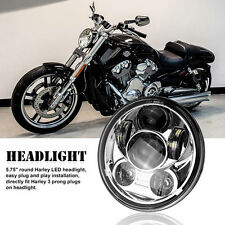 5.75'' Daymaker Projector LED Headlight Headlamp for Harley Davidson 2 colors