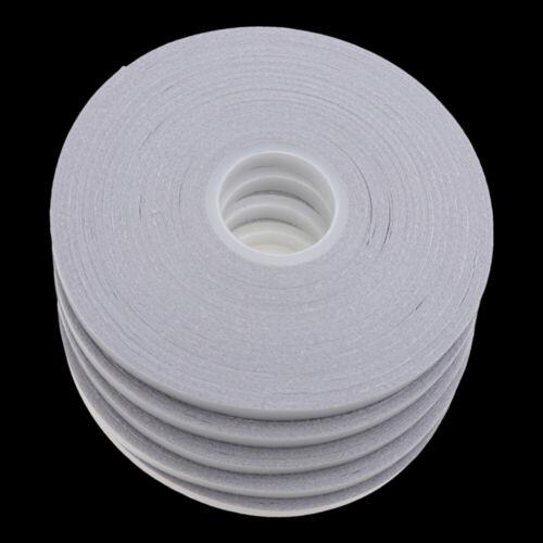 Doppelseitiges wasserlösliches Klebestreifen-Gewebeband fest handgenäht neue