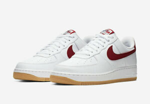 Nike Air Force 1 Low White Gum Blue Void : Release date