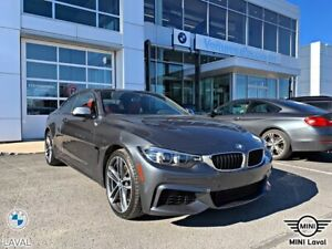 2018 BMW 4 Series 440i xDrive *CPO* M Performance Stage 1 et 2! Appl