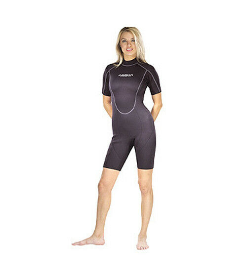Akona 3mm Shorty Spring  Scuba Diving Snorkeling Dive Wetsuit 11 12 XL Surfing  clearance up to 70%