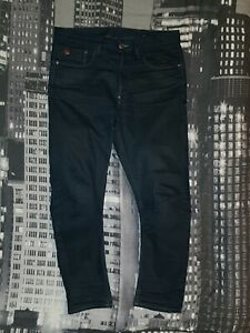 G-Star RAW Herren Jeans W35 L28 Modell TYPE C 3D LOSSE TAPERED, Authentisch