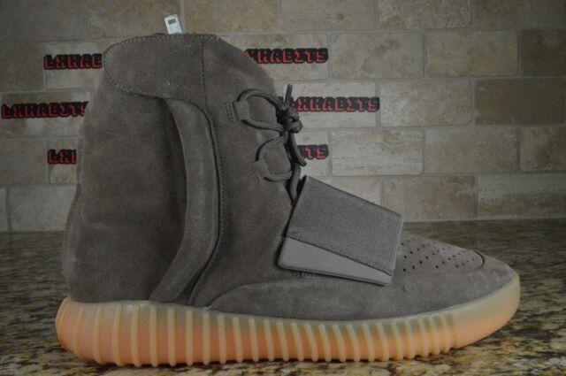 adidas Yeezy Boost 750 Light Brown Gum
