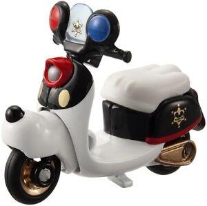 Tomica-DIECAST-scooters-1-64-n-dm-04-Disney-chimuchimu-Patrol-Police-Mickey