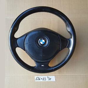 Bmw E36 Z3 M Lenkrad Leder Lenker Fahrer Airbag M Sportlenkrad