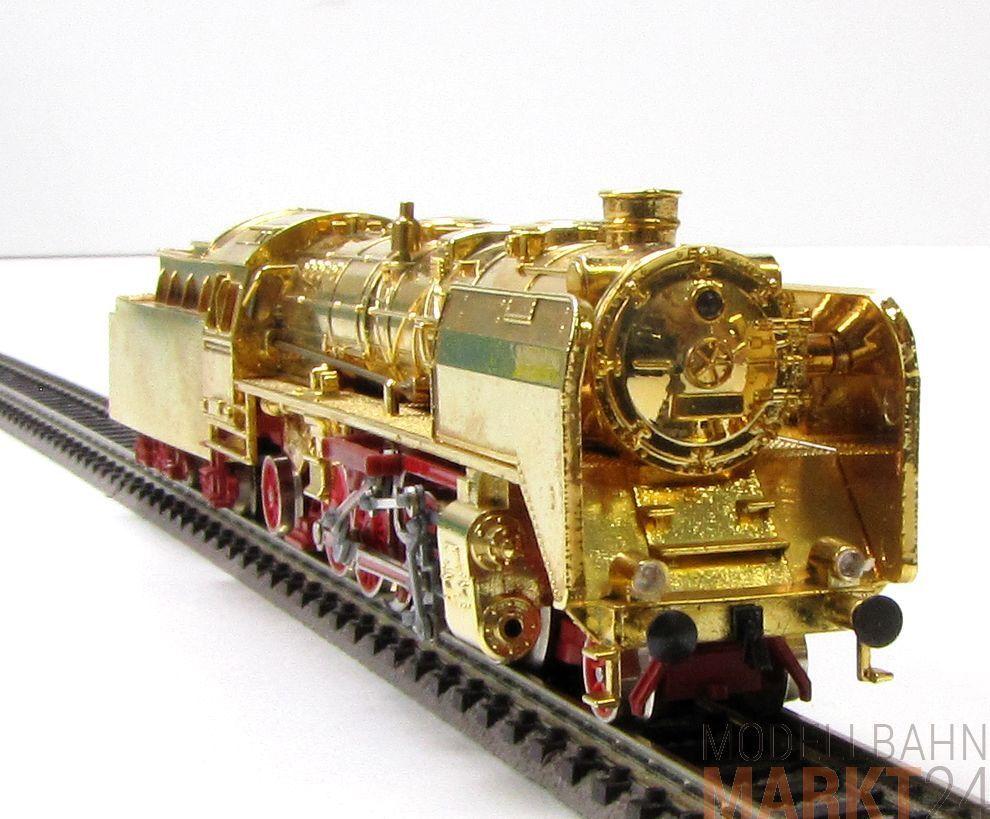ARNOLD 2703 DRG Dampflok BR 41 Gold Epoche II Spur N 1 160  | Elegante Form