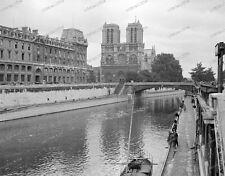 Negativ-1940-Wehrmacht-Schnappschuss-Paris-France-architektur-land-leute-13