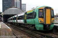 Southern 377133 London Bridge 2007 Rail Photo