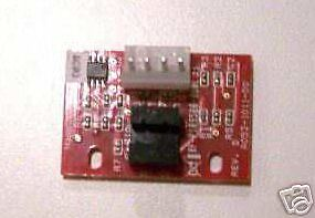 REPLACEMENT RED  CIRCUIT BOARD FOR HAPP TRACK BALLS