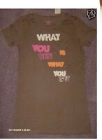 American Eagle What You See T Shirt