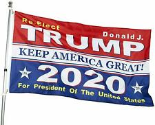 3x5 Ft Flag Re-Elect Trump 2020 President US Keep America Great Make Donald 3C