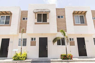 Casa en Venta en Punta Esmeralda, Nuevo Altata, 2 recámaras.
