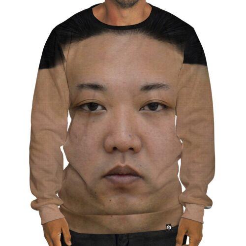 Small Beloved 3xlarge Jong Con Un Nuovo Kim Prodotto Mano Etichette Negli Felpa Ux04Bq7n