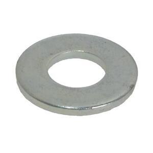 M30 Plain Mild Steel Flat Round Washer