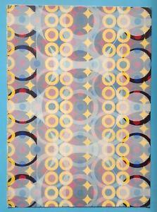 Antonino Virduzzo Rare Lithographie Iii 1973 Signées Op-art Pol Bury Cinétique Prix De Rue