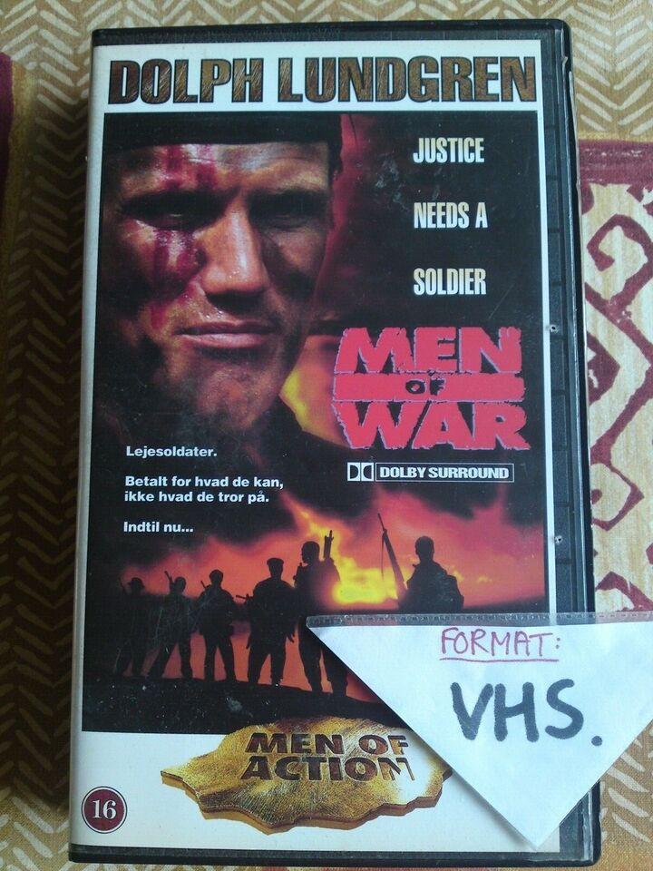 Action, Men of war
