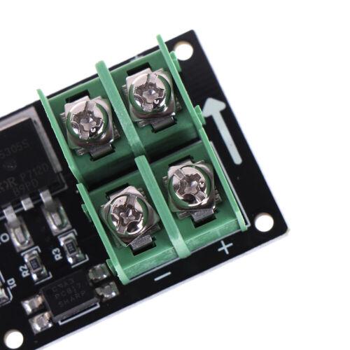 3V 5v low control high voltage 12v 24v 36v switch mosfet module/_cD$N