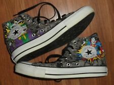 item 2 men 7 women 9 ~ Converse All star Chuck Taylor high top shoe DC  Justice League -men 7 women 9 ~ Converse All star Chuck Taylor high top  shoe DC ... 86e7fe846