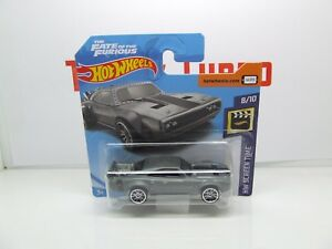 FAST-amp-FURIOUS-8-ICE-CHARGER-HW-SCREEN-TIME-HOT-WHEELS-MINT-ON-CARD