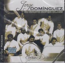 CD - Jorge Dominguez Y Su Grupo Super Class NEW Serie Diamante FAST SHIPPING !