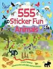 555 Sticker Fun Animals by Susan Mayes (Paperback, 2014)
