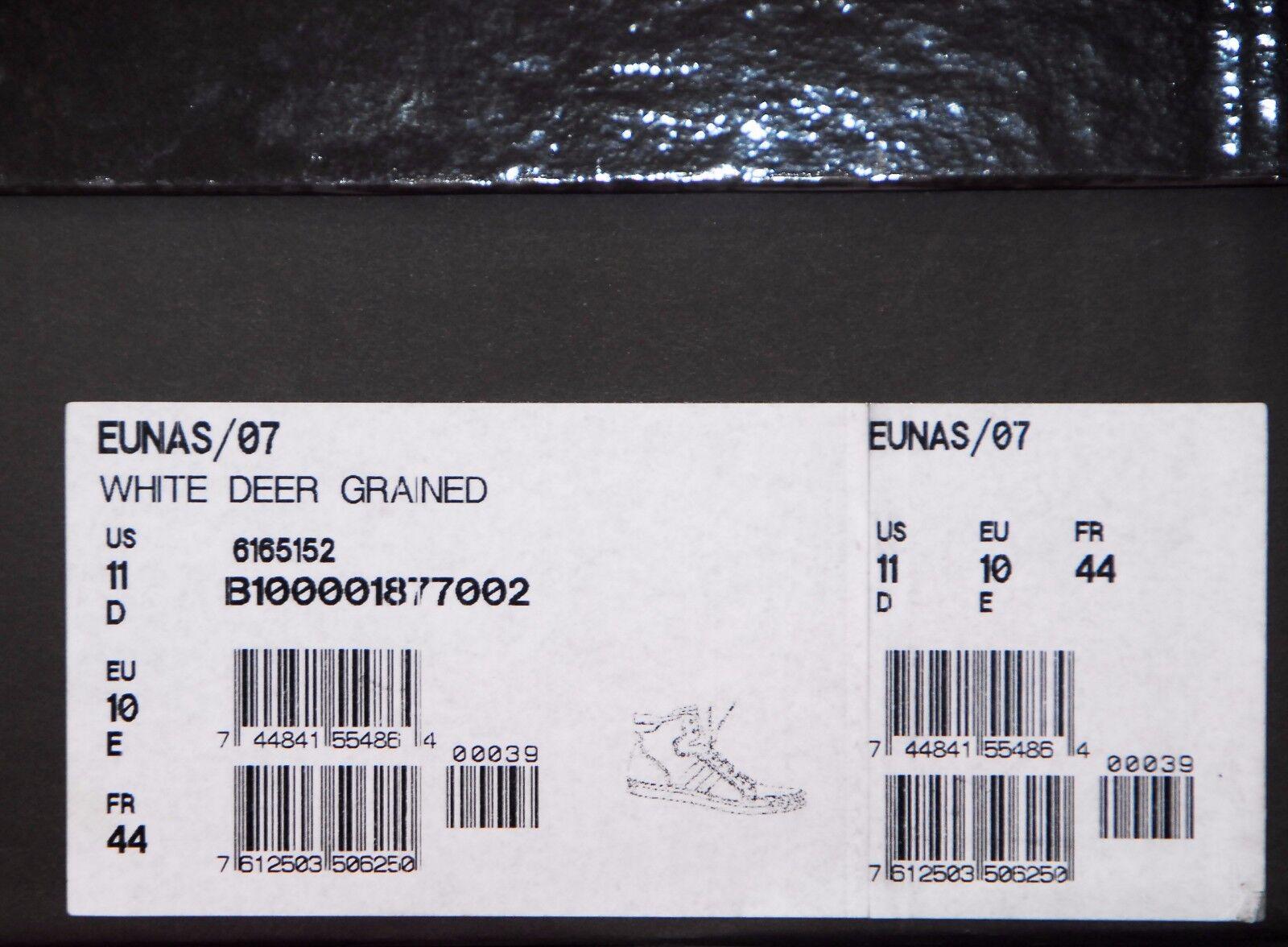 BALLY EUNAS 07 Vintage Sport Scarpe da Ginnastica Stivali EU10 EU10 EU10 E US 11D Made in Switzerland d16ad1
