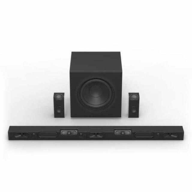 "Vizio SB46514-F6 46"" 5.1.4 Home Theater Sound System w/Dolby"