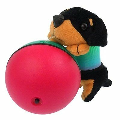 Slinker Puppy Ball Gag Prank Gift Fun Toy for Dog Cat Pets and Children