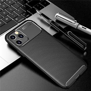 COVER-per-iPhone-12-Pro-Max-Mini-Custodia-CARBONIO-Pellicola-Vetro-Temperato