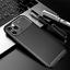 COVER-per-iPhone-12-Pro-Max-Mini-Custodia-CARBONIO-Pellicola-Vetro-Temperato miniatura 1