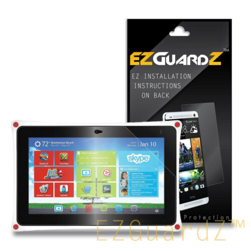 3X EZguardz Clear Screen Protector Shield Skin 3X For FUHU Nabi XD 10.1/""