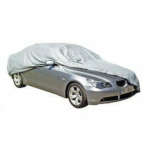 Audi A4 Cabrio Quality Breathable/Waterproof Car Cover Free Tarp Clips