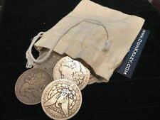 **TOMBSTONE, AZ Wild West Silver Morgan Dollar Hoard! x1 Full Roll of 20 Coins**