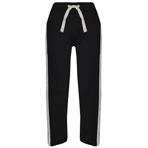 a2z4kids Kids Boys Girls Joggers Jogging Pants Trackie Bottom Fleece Casual Trouser 5-13Y