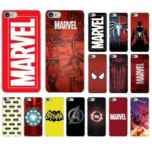 Marvel-Comics-logo-Avengers-heroes-case-cover-for-iphone-6-7-8-X-XS-MAX-XR-11Pro