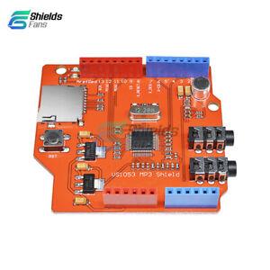 VS1053B-MP3-Music-Shield-Board-Module-with-TF-Card-Slot-For-Arduino-UNO-R3