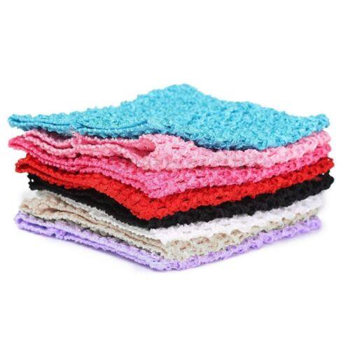 Chest Girls Tulle Wrap Headbands Crochet Tube  Skirt Girl Tube Top