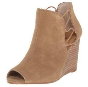 Image is loading Women-039-s-Shoes-Lucky-Brand-REEVAS-Wedge-
