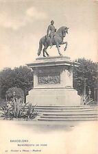 Br33366 Barcelona Monumento de Prim spain