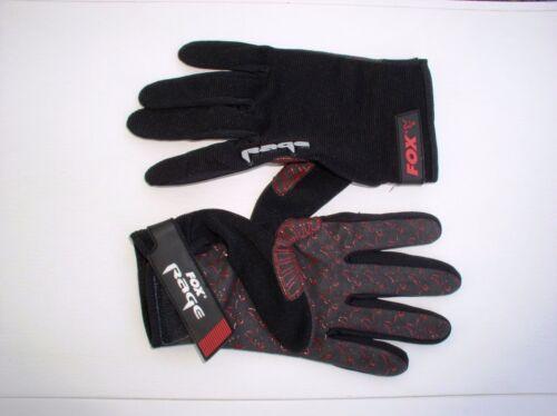 Fox Rage Grip Gloves schön gemacht Lande Handschuhe Gr XXL XL M L
