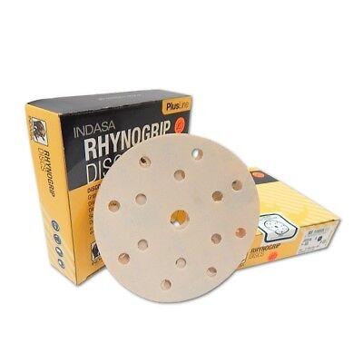 Indasa RhynoGrip FilmLine Vacuum Sanding Discs