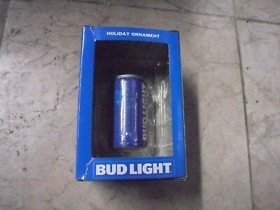 New ! Kurt S Adler Bud Light Holiday Ornament Christmas ...