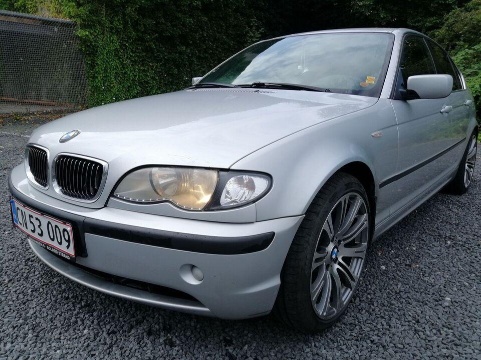 BMW 318d, 2,0, Diesel
