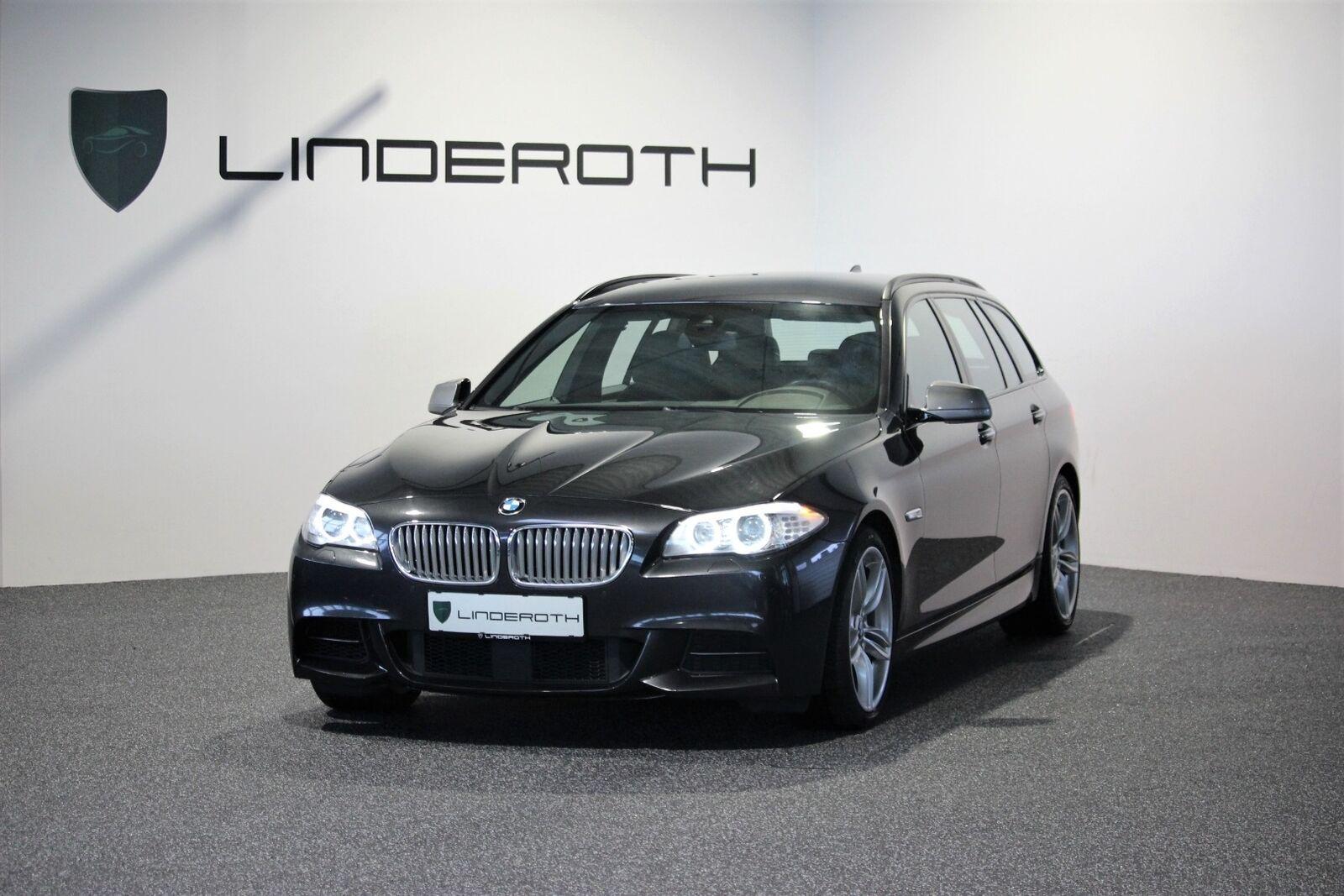 BMW M550d 3,0 Touring xDrive aut. 5d - 549.500 kr.