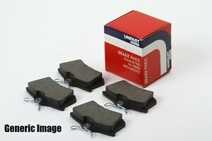 Unipart-Front-Brake-Pad-Set-Vauxhall-Movano-Renault-Master-GBP1460AF-NEW